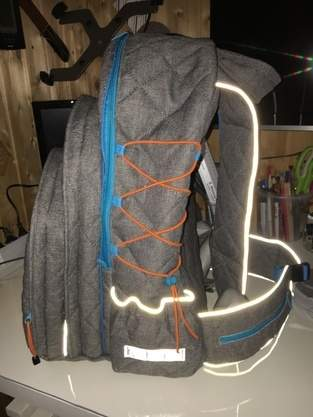 Makerist - Sannys Bigpack Rucksack - 1