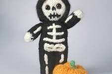 Makerist - Little Skeleton Doll - 1