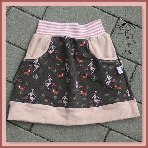 Makerist - Little Sweat Skirt von Lin-Kim - Nähprojekte - 1