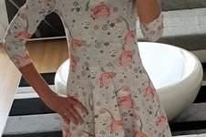 Makerist - Jerseykleid Dira von Prülla - 1