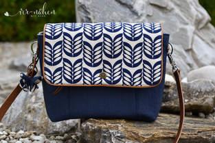 Makerist - Tasche Lina von Zaubernahnna - 1