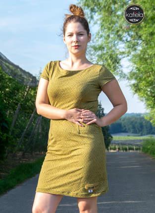 Makerist - Lina als Kleid ohne Keil - 1