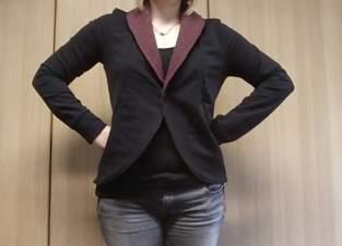 Makerist - Cardigan oder Blazer - 1