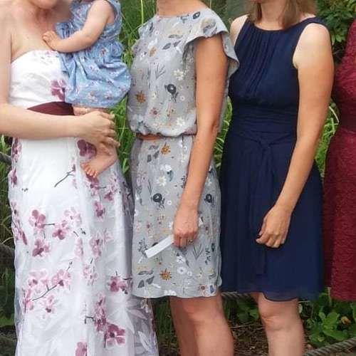 Makerist - Frau Smilla Kleid aus Viskose - Nähprojekte - 1