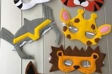 Makerist - Wer bin ich? Masken für Kinder - 1