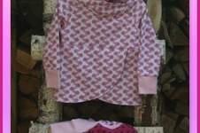 Makerist - Set für eine neue Erdenbürgerin: lana und Little Sweat Skirt - 1