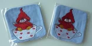 Makerist - Tassenuntersetzer für Kinder - 1