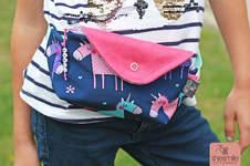 Makerist - Ein HipPack für meine Tochter - 1