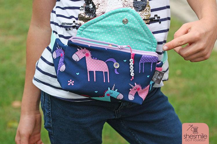Makerist - Ein HipPack für meine Tochter - Nähprojekte - 2