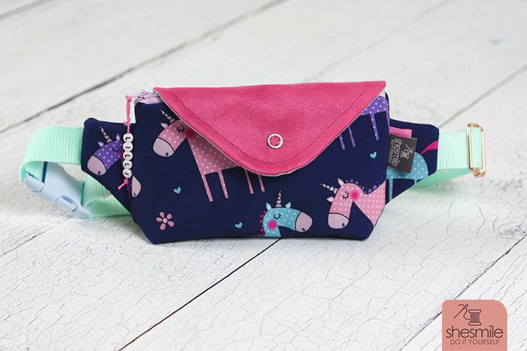 Makerist - Ein HipPack für meine Tochter - Nähprojekte - 3