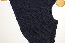 Makerist - Wollig-warmes Häkelteil : Asymmetrischer Shrug - 1