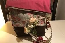 Makerist - FoldOver 2.0 von Hansedeli aus Canvas & Kunstleder für meine Mama zum Geburstag - 1