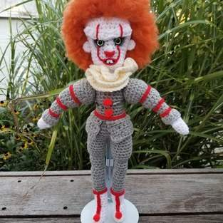 Makerist - Pennywise - 1