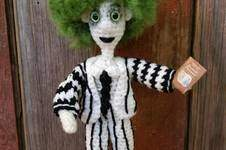 Makerist - Beetlejuice - 1