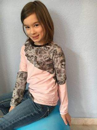 Makerist - Pullover mit Wellengang - 1