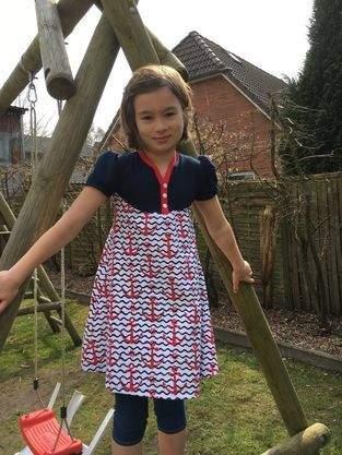 Makerist - Ein süßes Mädchenkleid - 1