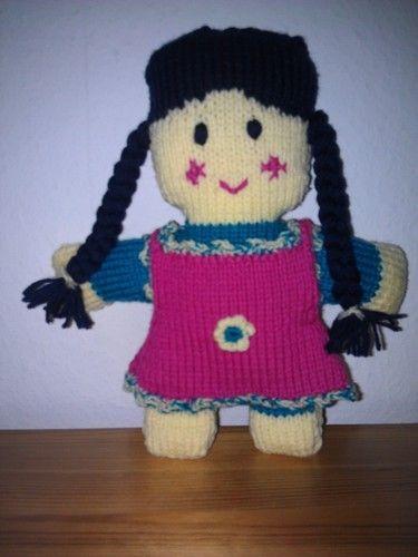Makerist - kleine Freundin - Strickprojekte - 1