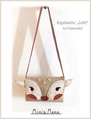 Makerist - Kindertasche - 1