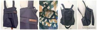 Makerist - Citie Bag aus Nylon - 1