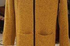 Makerist - Mantel Clarice mit Kapuze  und Reißverschluss von Schnittgeflüster - 1