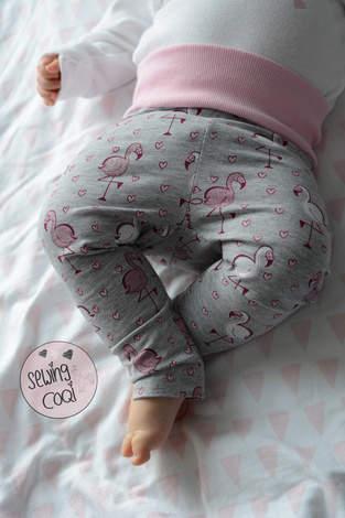 Makerist - Baby Basic Leggins - 1