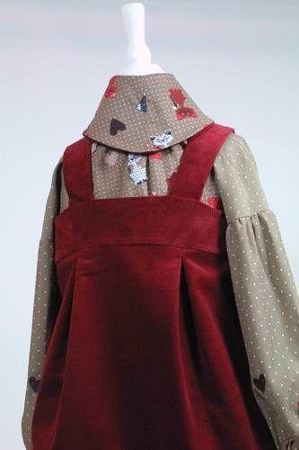 Makerist - feines outfit zur Taufe für die große Schwester - Nähprojekte - 1