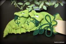 Makerist - Elbensocken für Mami und Baby - 1