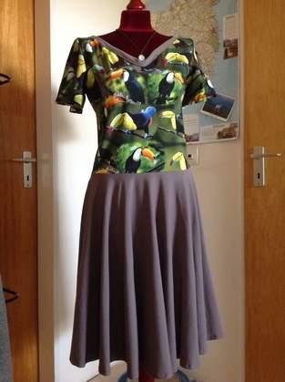 Makerist - Kleid Suzan mit Glockenärmel - 1