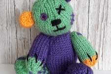 Makerist - Halloween teddy - 1