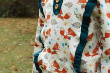 """Makerist - Shirt """"Filippa"""" aus Fuchsstoff - 1"""
