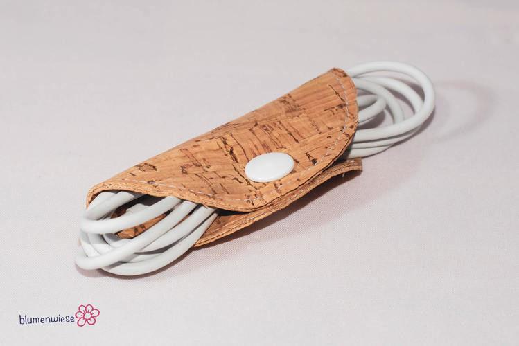Makerist - selbstgemachter Kabelorganizer - Nähprojekte - 1