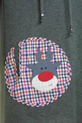 Makerist - Upcycling Pullover zu Kleidchen - Nähprojekte - 2