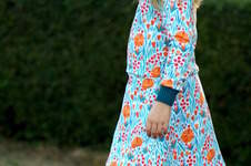 Makerist - Herbstkleid in 122 - 1