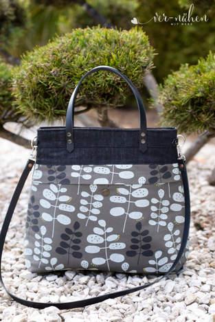Makerist - Tasche Frühlingsliebe von Unikati  - 1