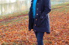 Makerist - Winterparka Lady Neve von mialuna - 1