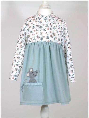 Makerist - Kleid mit der Maus - Nähprojekte - 1