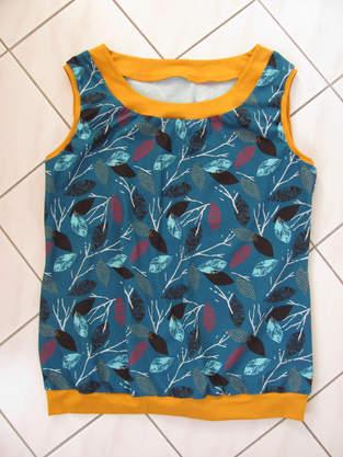 Makerist - Jersey-Shirt ESTHER - 1