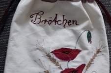 Makerist -  ein Brötchenbeutel als Geburtstagsgeschenk - 1