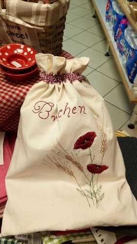 Makerist -  ein Brötchenbeutel als Geburtstagsgeschenk - Nähprojekte - 2