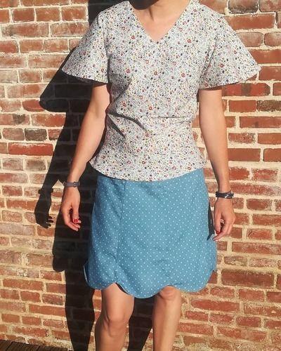 Makerist - jupe lipsi - Créations de couture - 1