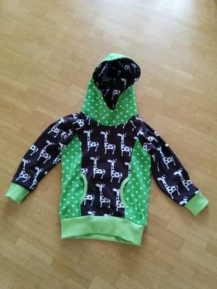 Makerist - Kinder Hoody - 1