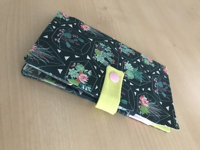 Makerist - Pochette papiers de santé TAOTE - Créations de couture - 3