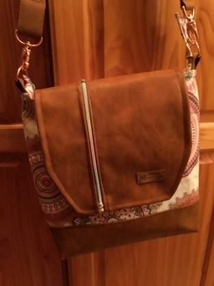 Makerist - Meine Tasche nach dem Schnitt VERTICA  von Miss Lilu - 1
