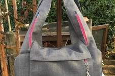 Makerist - Sannys Shopper/ Wickeltasche  - 1