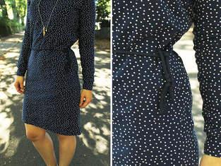 "Makerist - Shirt ""Elina"" als Kleid nähen - 1"