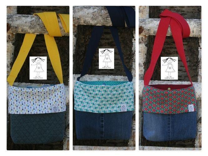 Makerist - Tasche Vivi von Libella-Fashion - Nähprojekte - 1