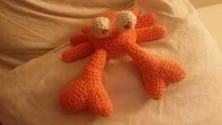 Makerist - Mr. Crabs...die wohl süßeste Krabbe der Welt - 1