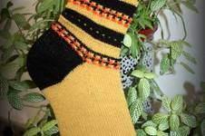 "Makerist - Socken ""Anesa"" - 1"