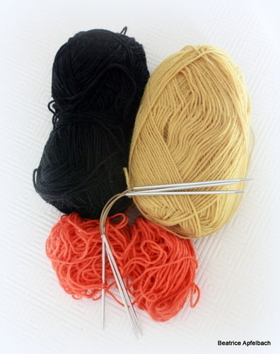 "Makerist - Socken ""Anesa"" - Strickprojekte - 3"