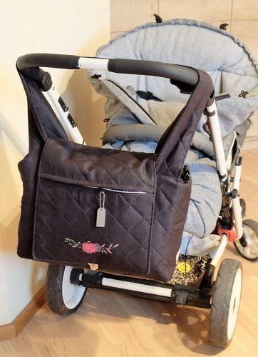 Makerist - Meine neue Wickeltasche 😉 - Nähprojekte - 3